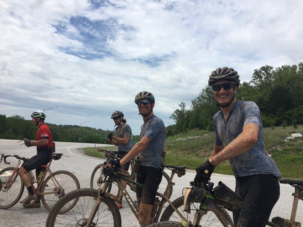 OZ CYCLING TOURS Ryan West Adam West Bentonville AR